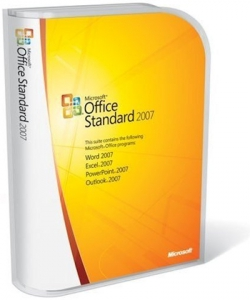 Microsoft Office 2007 Standard SP3 12.0.6734.5000 RePack by KpoJIuK [Ru]