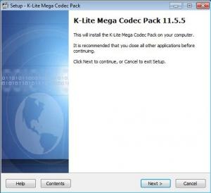 K-Lite Codec Pack 11.5.5 Mega/Full/Standard/Basic + Update [En]