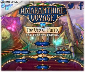 Amaranthine Voyage 5: The Orb of Purity [En] Unofficial [Collector's Edition / Коллекционное издание]