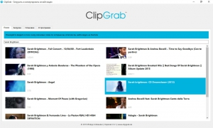ClipGrab 3.5.1 Portable by poni-koni [Multi/Ru]