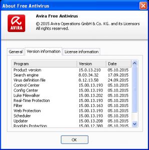 Avira AntiVirus Free 2015 15.0.13.210 [En]