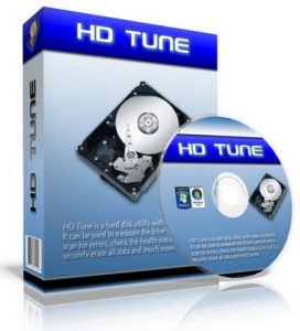 HD Tune Pro 5.60 RePack (& portable) by KpoJIuK [Ru]