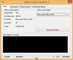 Microsoft Toolkit 2.6 Beta 5 [En]