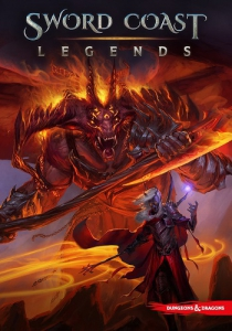 Sword Coast Legends [Ru/Multi] (1.0/dlc) SteamRip Let'sРlay [Digital Deluxe Edition]