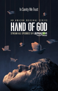 Десница Бога / Hand of God (1 сезон: 1-10 серии из 10) | LostFilm