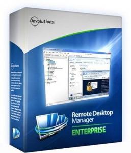 Remote Desktop Manager Enterprise 11.0.5.0 Repack D!akov [Multi/Ru]