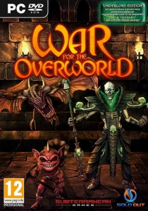 War for the Overworld [Ru/Multi] (1.2.4/dlc) SteamRip Let'sPlay [Underlord Edition]