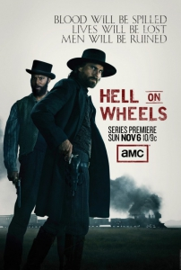 Ад на колёсах / Hell on Wheels (5 сезон 1-5 серии из 13) | Кубик в Кубе