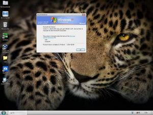 Windows XP Pro SP3 VL x86 5.1 (build 2600) [En]