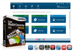 Leawo Total Media Converter Ultimate 7.4.0.0 [Multi/Ru]