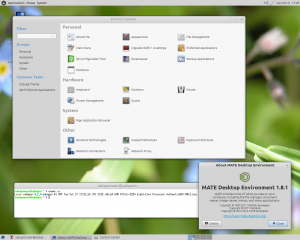 Sabayon 15.11 (KDE, XFCE, GNOME, SpinBase, Minimal + теперь с MATE и server) [amd64] 5xDVD
