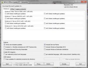 Набор обновлений для Microsoft Windows Server 2003 15.07.15 [Ru/En]