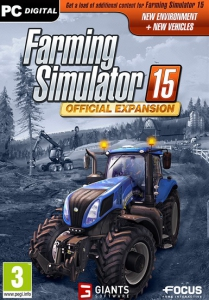 Farming Simulator 15 - Official Expansion | Лицензия