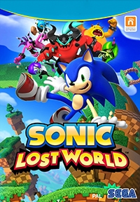Sonic Lost World | Лицензия