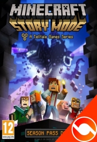 Minecraft: Story Mode.Episode 1-2 | RePack �� Mabrikos