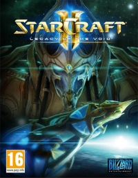 StarCraft 2: Legacy of the Void | RePack от xatab