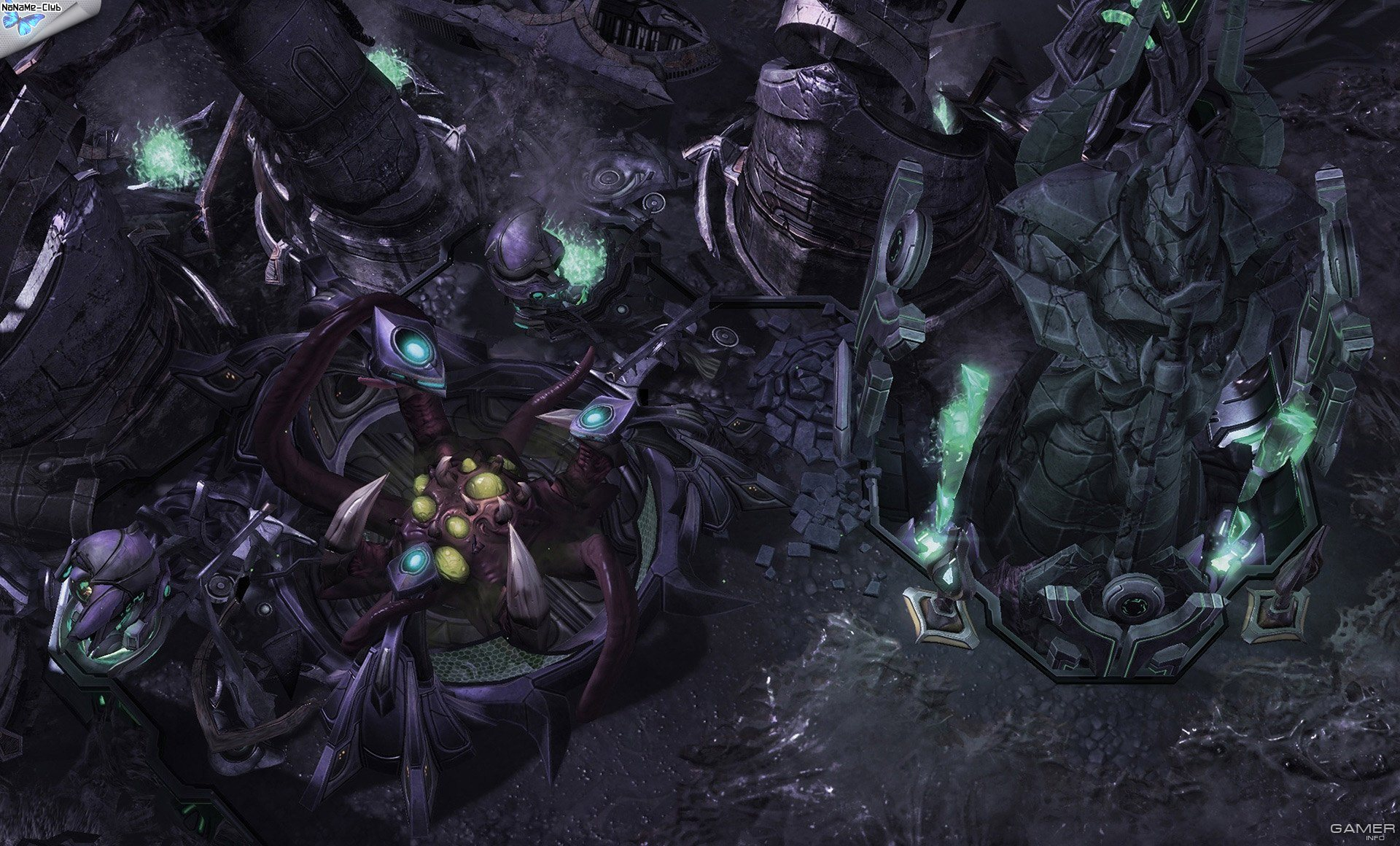 скачать StarCraft II: Legacy of the Void торрент