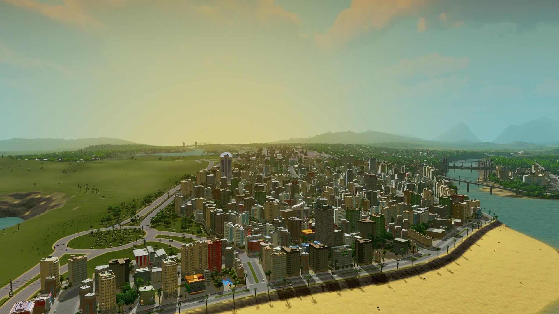 Cities skylines r g механики