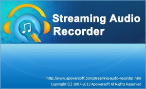 Apowersoft Streaming Audio Recorder 4.0.3 [Multi]