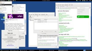 Tails 1.7 [анонимный доступ в сети] [i386] 1xDVD