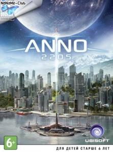 Anno 2205 [Ru/Multi] (1.0) License CODEX