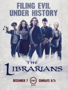 Библиотекари / The Librarians (2 сезон 1-10 серии из 10) | LostFilm