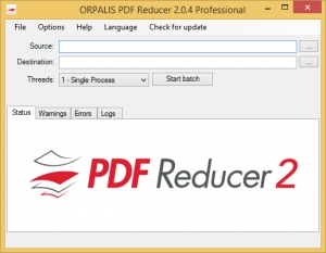 ORPALIS PDF Reducer Professional 2.0.4 + Portable [Multi]