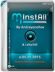 MInstAll v.05.11.2015 By Andreyonohov & Leha342 [Ru]