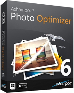 Ashampoo Photo Optimizer 6.0.14.121 RePack (& Portable) by KpoJIuK [Ru/En]