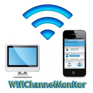 WifiChannelMonitor 1.40 Portable [Ru/En]