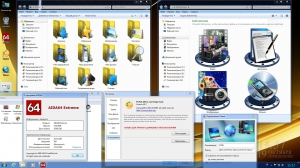 Windows 7 Professional SP1 IDimm Edition х86/x64 v.21.15 [Ru]
