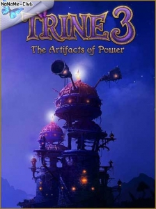 Trine 3: The Artifacts of Power [Ru/Multi] (1.10.3080) License GOG