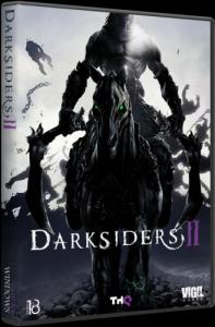 Darksiders 2 [Ru/Multi] (1.0/dlc) License GOG [Deathinitive Edition]