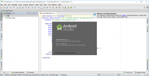 Android Studio 1.4.1 Build #AI-141.2343393 [En]