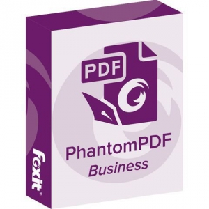 Foxit PhantomPDF Business 7.2.5.930 [Multi/Ru]
