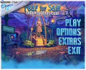 Fear for Sale 7: City of the Past [En] Unofficial [Collector's Edition / Коллекционное издание]