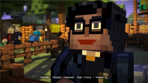 Minecraft: Story Mode.Episode 1-2 | RePack от Mabrikos