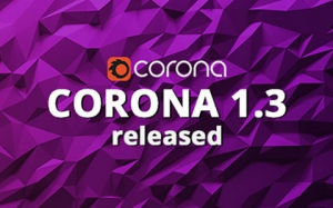 Corona Renderer 1.3 for 3ds Max 2011-2016 [En]