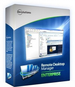 Remote Desktop Manager Enterprise 11.0.9.0 [Multi/Ru]