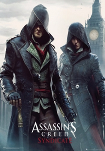 Assassin's Creed: Syndicate / Assassin's Creed: Синдикат [Ru/Multi] (1.12/dlc) UplayRip Let'sРlay [Gold Edition]