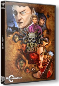 Hard West [Ru/Multi] (1.0) Repack R.G. Механики