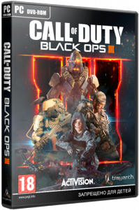 Call of Duty: Black Ops III [Ru] (37.0.0/upd2/dlc/tr) Repack =nemos= [Digital Deluxe Edition]