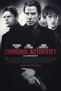 Преступная деятельность