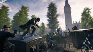 Assassin's Creed: Syndicate / Assassin's Creed: Синдикат [Ru/Multi] (1.12/upd1) Repack R.G. Catalyst