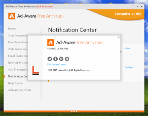 Ad-Aware Free Antivirus+ 11.8.856.8535 [Multi/Ru]