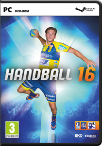Handball 16 (2015) [Multi] (1.0.0.2) License CODEX