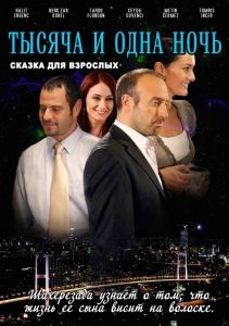 Тысяча и одна ночь (1001 ночь) / BinBir Gece (2 сезон: 1-29 серии из 37)    Русский Дубляж