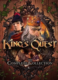 King's Quest - Chapter 2: Rubble Without A Cause | Лицензия