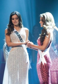 Мисс Вселенная 2015. Финал