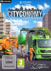 Cityconomy: Service for your City | RePack от R.G. Freedom